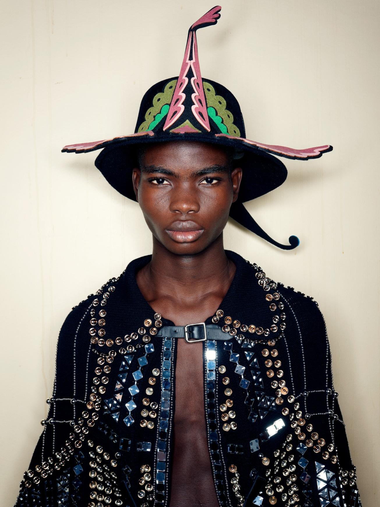 Manuel Braun, photographe, portrait, portraitiste, studio, Paris, France, mode, fashion backstage, coulisses,