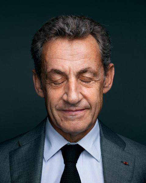 Sarkozy, Manuel Braun, photographe, photographer, portraitiste, portrait